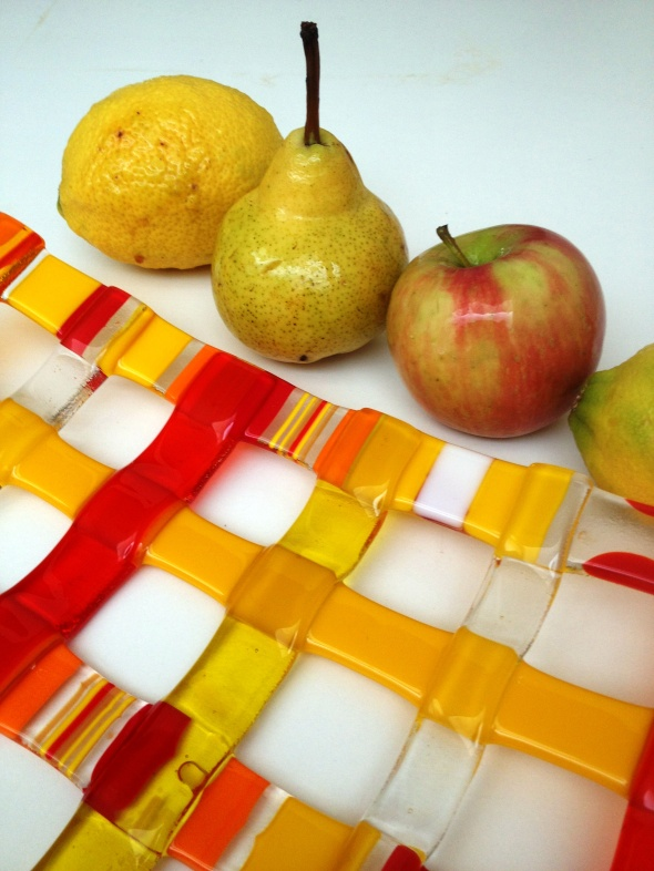 Strips of sun by Jenie Yolland