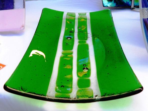 Sparkling Chlorophyll by Jenie Yolland