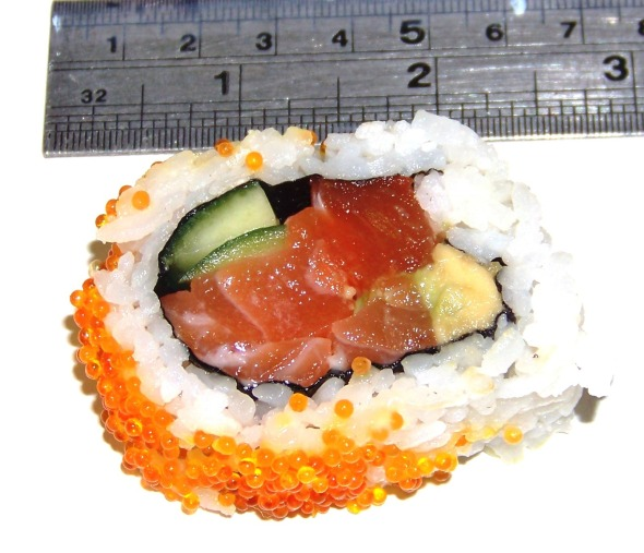 sushi 2014 easy platter by Jenie Yolland (2)