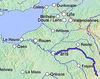 River Marne, France
