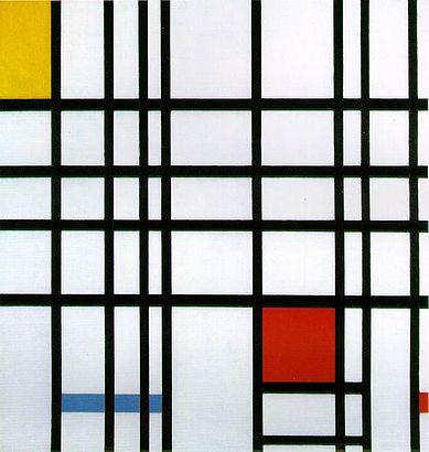 Mondrian 1937