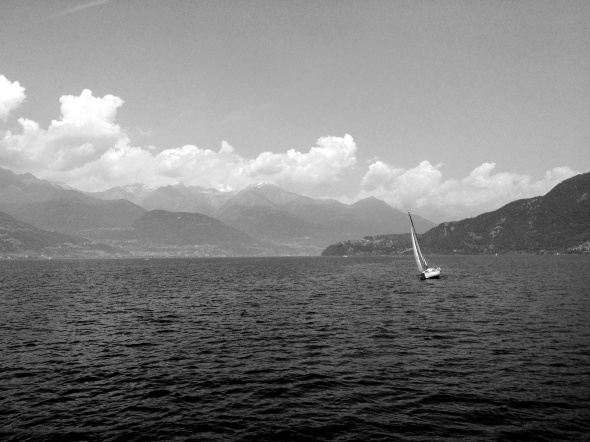 Image from Lake Como holiday.....