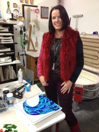 Jenie Yolland workshop